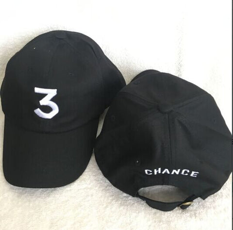 Chance The Rapper CHANCE 3 The Rapper Hat Dad Hat - SenseOfCustom