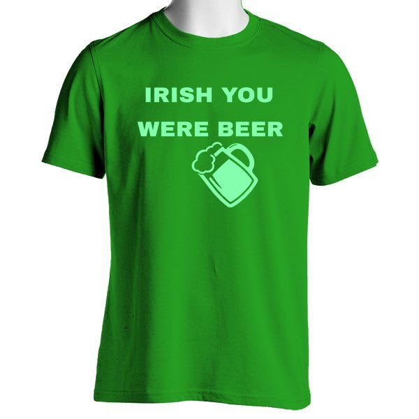 I Wish You Were Beer T-Shirt - SenseOfCustom - 1
