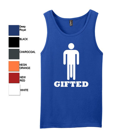 Tanks (Men) - Gifted Young Mens The Concert Tank Top