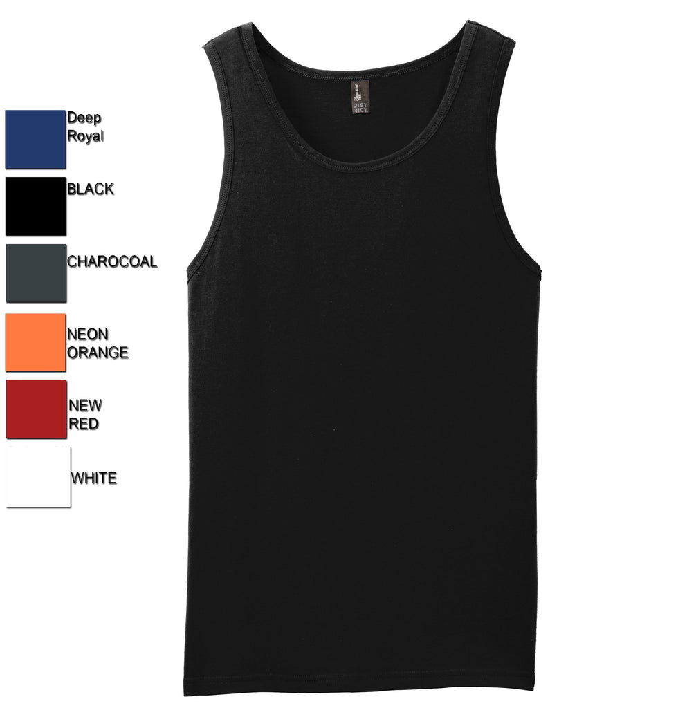 Young Mens The Concert Tank Top - SenseOfCustom - 2