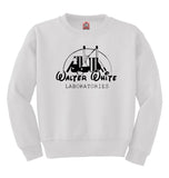 Walter White Laboratories Crewneck Sweatshirt Breaking Bad TV Show