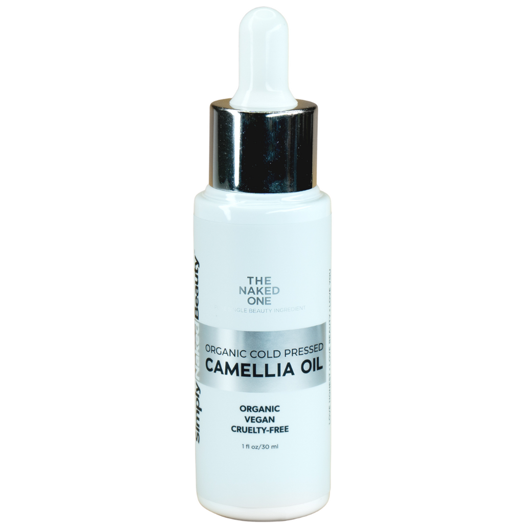 Organic Camellia Oil for Beautiful Soft Skin