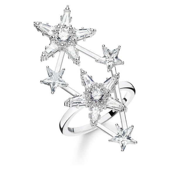 Thomas Sabo Jewellery Ring Stars TR2272