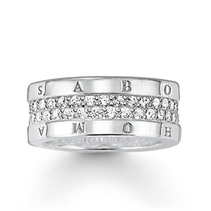 Thomas Sabo Jewellery Eternity Ring Classic TR1939