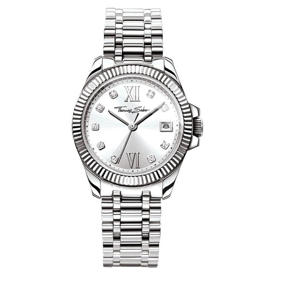 "Thomas Sabo Women's  Watch ""Divine Silver"" TWA0252"