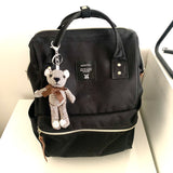 7-Degrees Accessories Teddy Bear Bag Charm and Keyrings