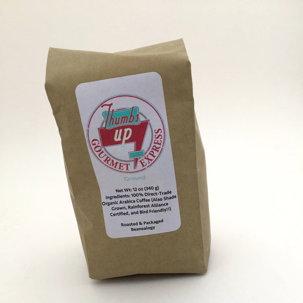 Thumbs Up Blend Ground Coffee
