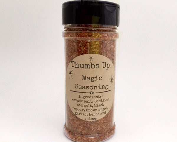 Thumbs Up Magic Seasoning