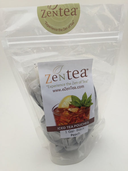 Zen Tea 1 Gallon Iced Tea Pouch