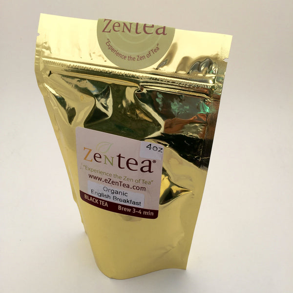 Zen Tea 4oz Loose Tea