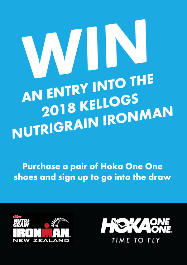 WIN an Entry into Ironman NZ 2018