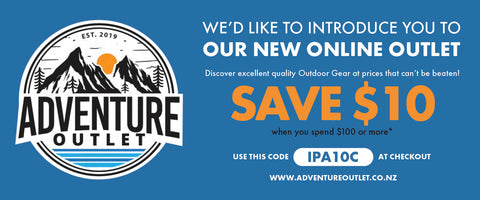 Adventure Outlet Banner