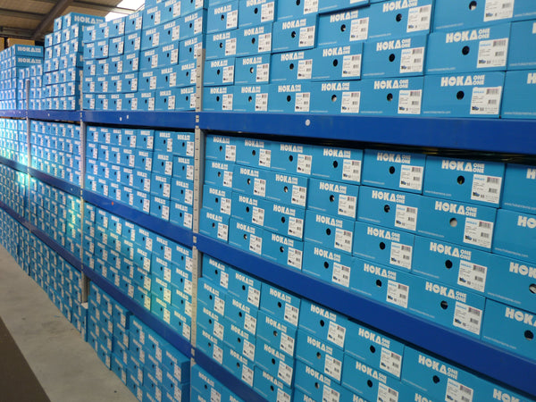 Hoka One One shoes have officially landed in New Zealand and are available for purchase