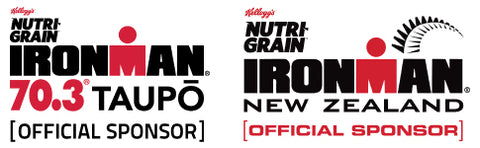 Hoka One One is proud to be the Official Running Shoe Sponsor of Kellogg's Nutri-Grain IRONMAN 70.3 Taupo 2015 and Kellogg's Nutri-Grain IRONMAN New Zealand 2016