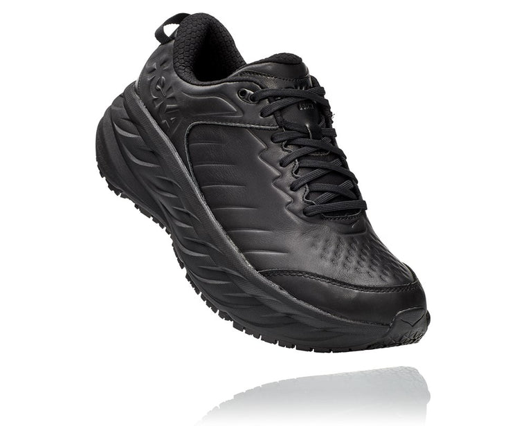 Men's BONDI SR (Slip Resistant) - HOKA ONE ONE New Zealand
