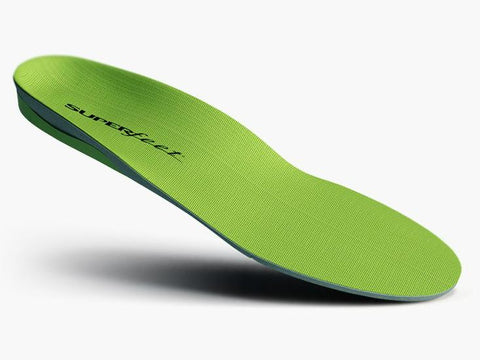 Superfeet Premium Insoles - wideGreen