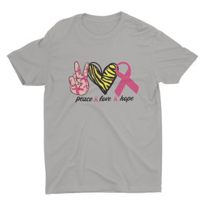 Peace.Love.Hope Shirt - Tigers