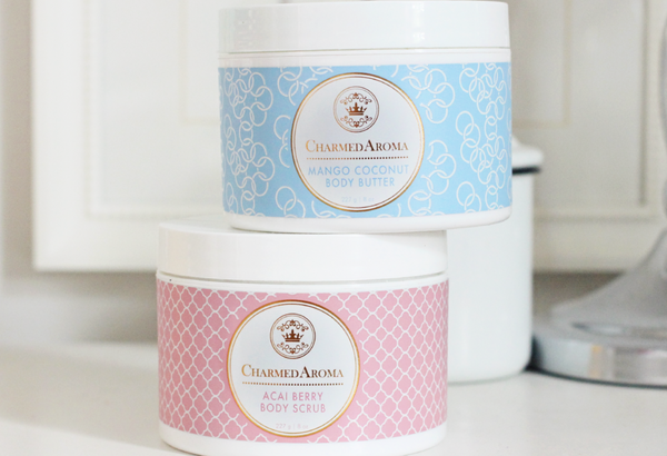STERLING BODY BUTTER & BODY SCRUB BUNDLE