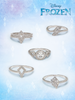 Disney Frozen Gift Set - Frozen Ring & Necklace Collection