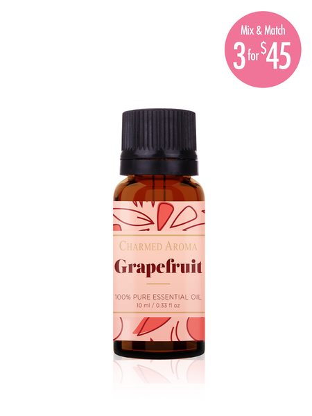 100% Pure Grapefruit Essential Oil