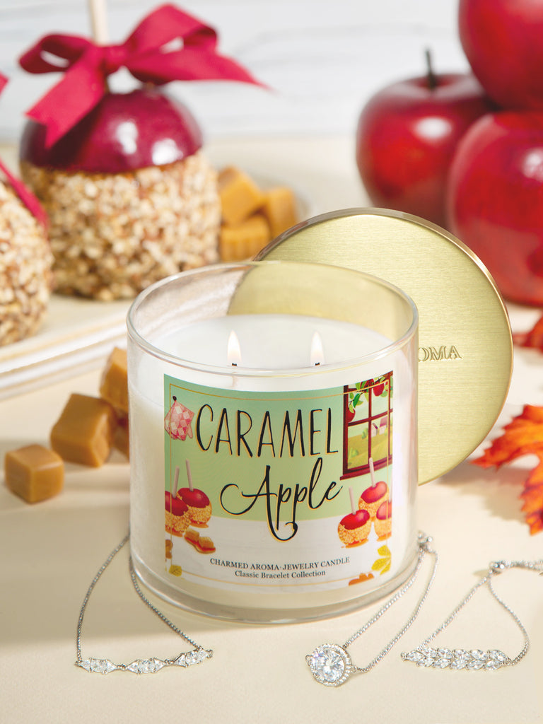 Caramel Apple Candle - Classic Bracelet Collection