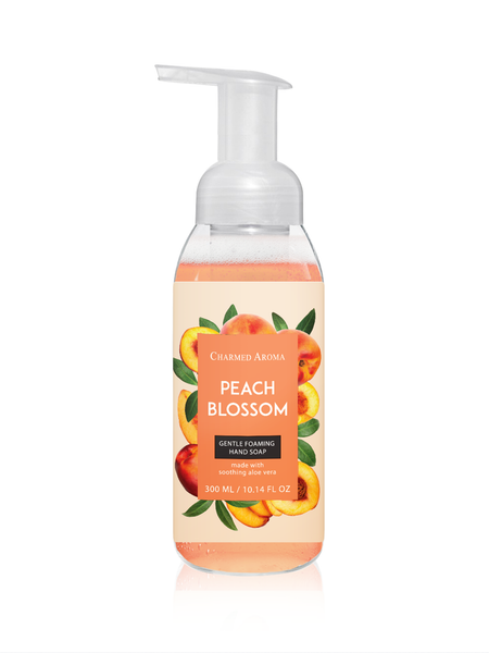 Peach Blossom - Gentle Foaming Hand Soap
