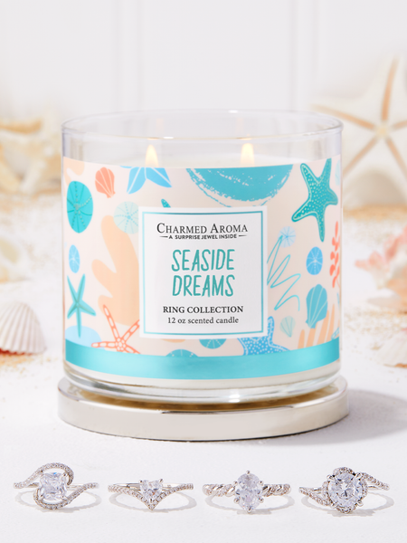 Seaside Dreams Candle - Ring Collection