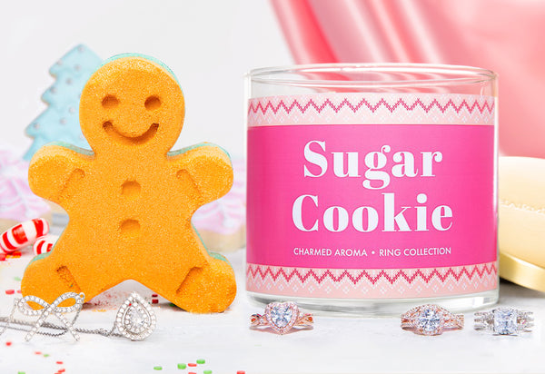 Sugar Cookie and Gingerbread Gift Set