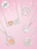 Paw Candle - Paw Necklace Collection