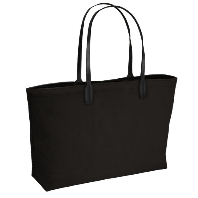 ST- Luxe Canvas Tote