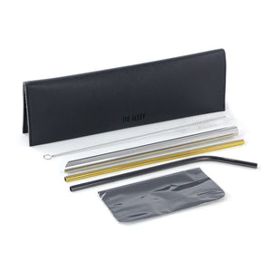 Straw Set (Black)