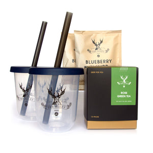 Deluxe Eco Cup Set