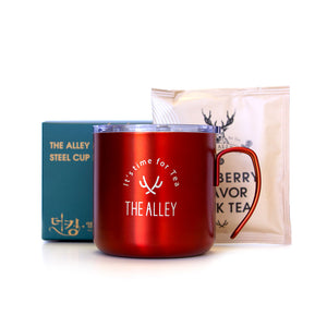 Camping Mug (Red) Set - The King Series