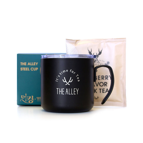 Camping Mug (Black) Set - The King Series