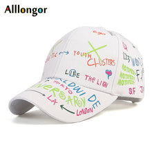Load image into Gallery viewer, Men's grafitti dad hat
