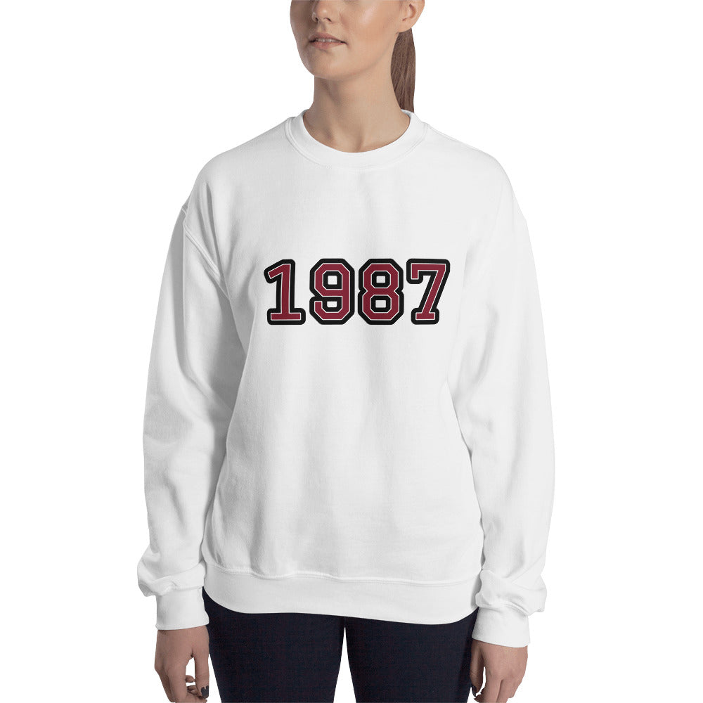Personalised Year Sweat - Design Your Own