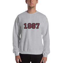 Load image into Gallery viewer, Personalised Year Sweat - Design Your Own