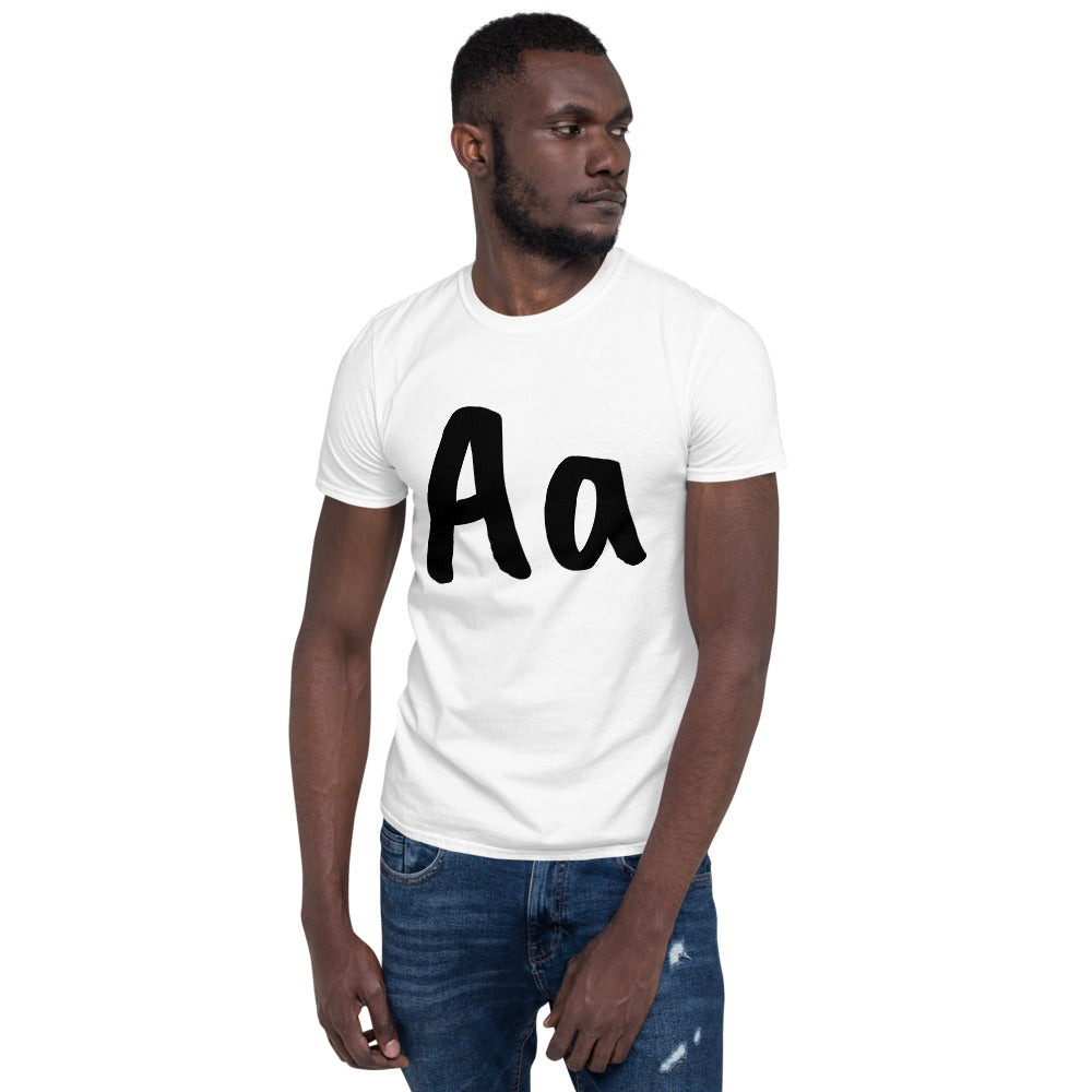 Personalised Initial T-Shirt - Design Your Own