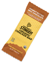 Load image into Gallery viewer, Honey Stinger Organic Cracker Bar