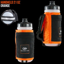 Load image into Gallery viewer, Orange Mud 21oz Handheld Water Bottle