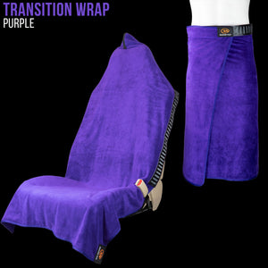 Transition Wrap 2.0: Changing Towel & Seat Cover
