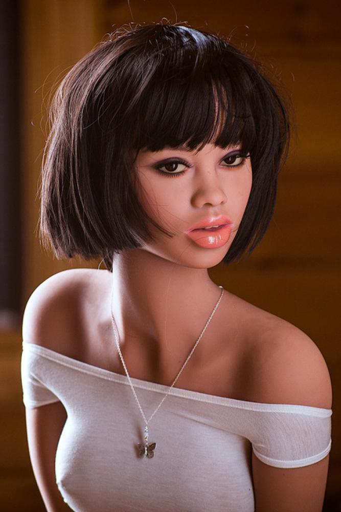 Eve - Hybrid Black Petite Sex Doll