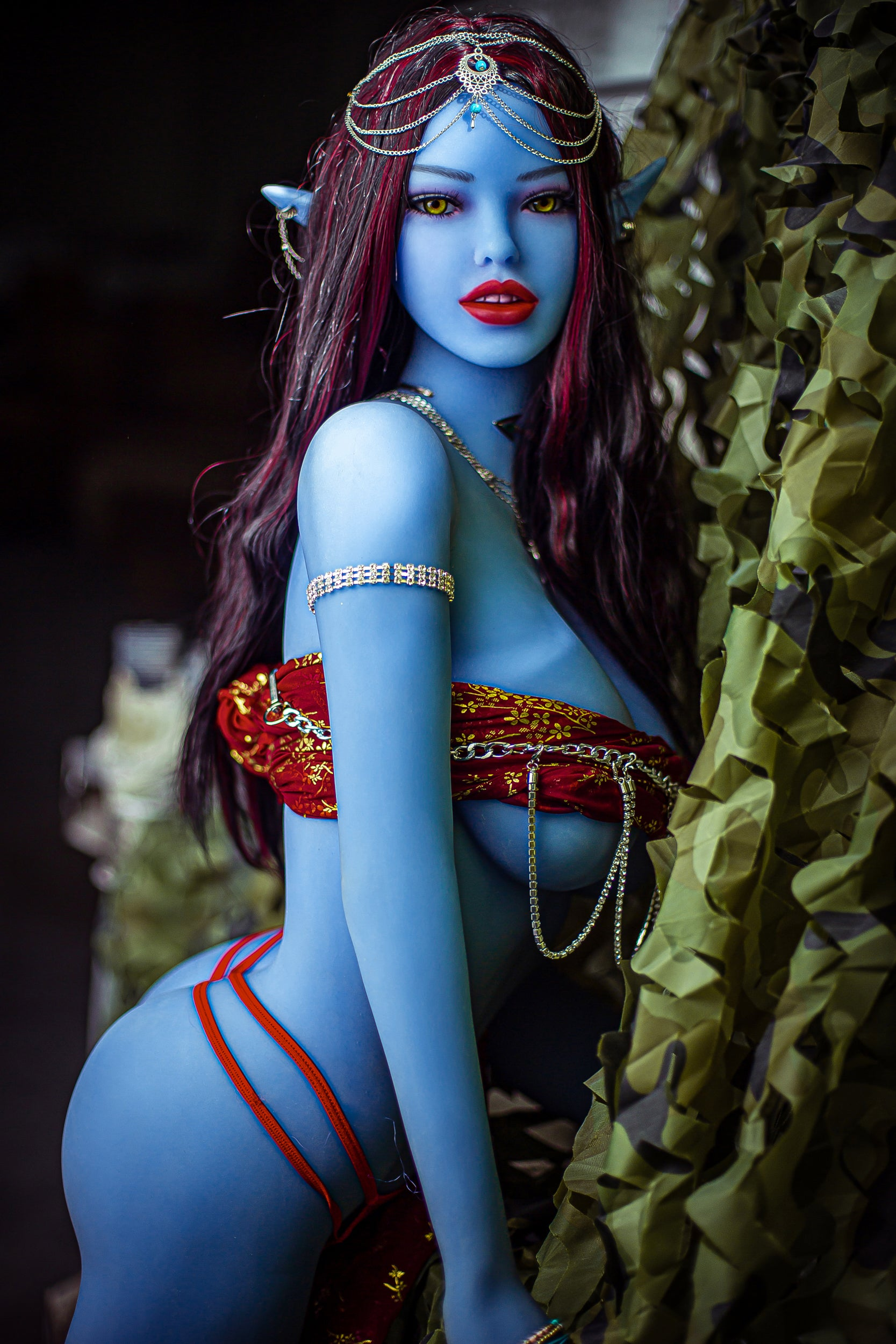 Azuleja - Avatar-like Sex Doll