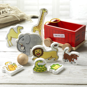 Personalised Dear Zoo Skittles Set | Bits & Bobbets