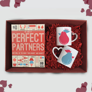 Personalised Perfect Partners Game Set | Bits & Bobbets