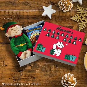 Personalised Christmas Eve Box - Polar Bear