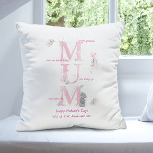 Me To You Personalised MUM Cushion | Bits & Bobbets