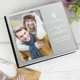 Personalised Anniversary 6x4 Photo Frame Album | Bits & Bobbets