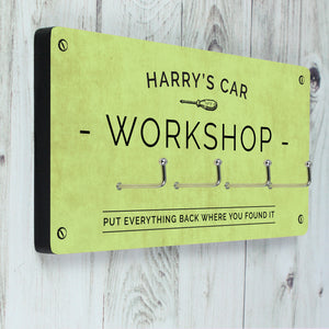 Personalised Workshop Hooks | Bits & Bobbets