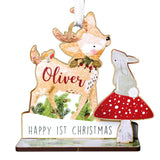 Personalised Make Your Own Reindeer 3D Decoration Kit | Bits & Bobbets
